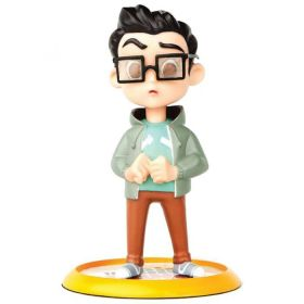 The Big Bang Theory - Action Figure - Leonard - QFIG
