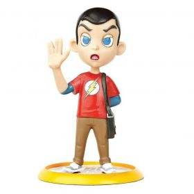 The Big Bang Theory - Action Figure - Sheldon - QFIG