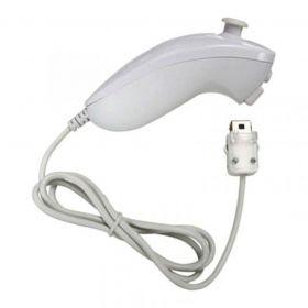Controle Nunchuk Branco Para Nintendo Wii
