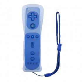 Wii - Controle Sem Fio Nintendo Wii Remote Azul