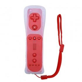 Wii - Controle Sem Fio Nintendo Wii Remote Vermelho