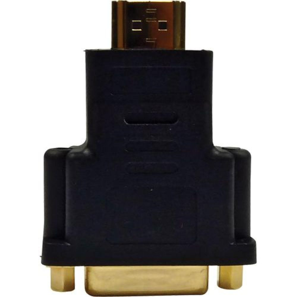 Adaptador DVI Fêmea x HDMI Macho Gold