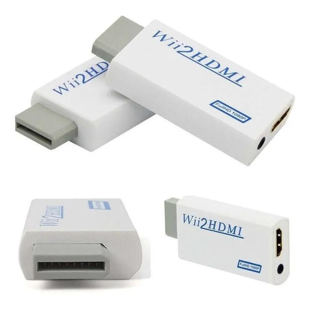 Adaptador HDMI para Wii / Wii2HDMI