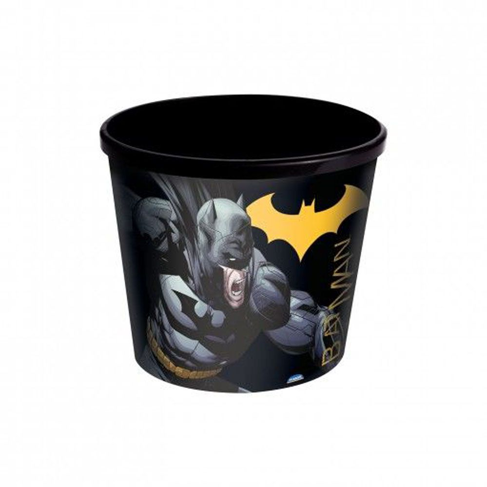 Balde Pipoca Decorado|Batman - Plasútil
