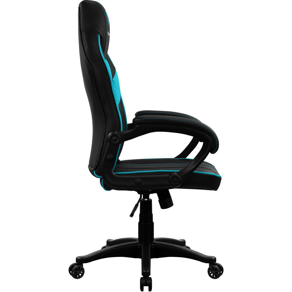 Cadeira Gamer - EC1 - Cyan - THUNDERX3