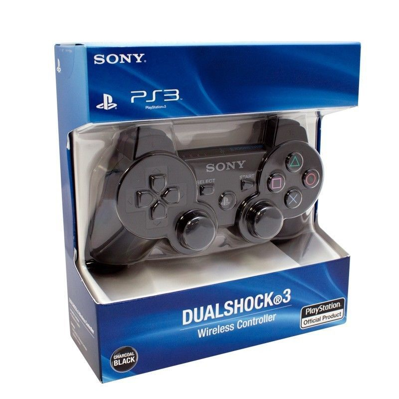 PS3 - Controle Dualshock p/ Playstation 3 - PS3