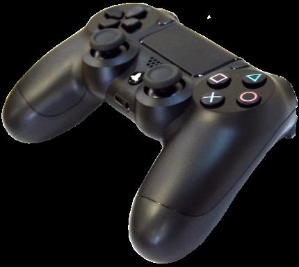 Controle Dualshock Preto - PS4