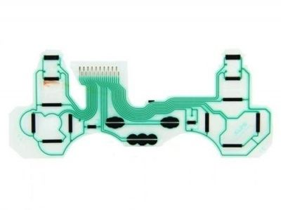 Controle PS3 - Película Placa Condutiva sem Furo - SA1Q194A - SA1Q195A