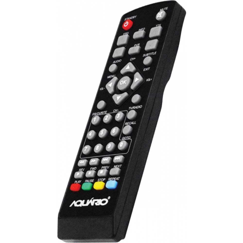 Controle Remoto Conversor Digital Aquário DTV-5000