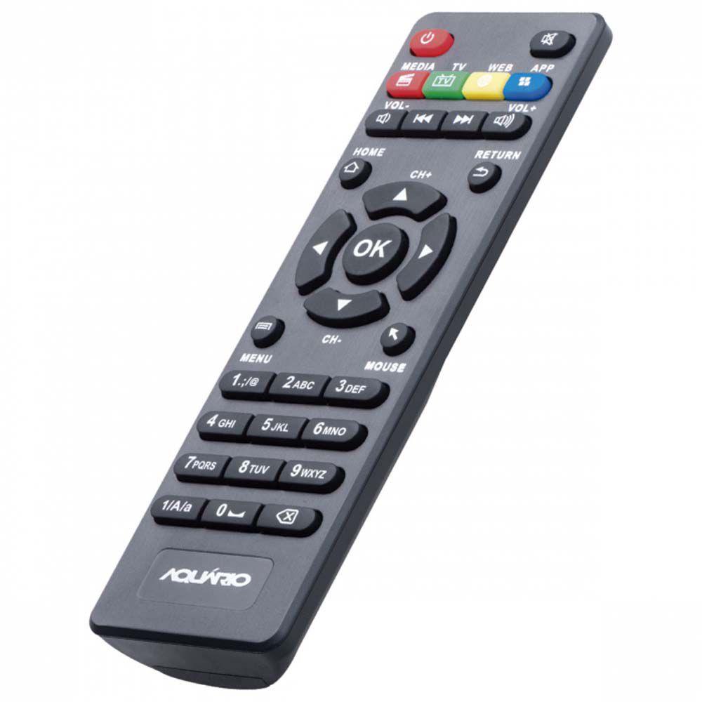 Controle Remoto Smart TV Aquário STV-2000 ACE-STV20-CNT