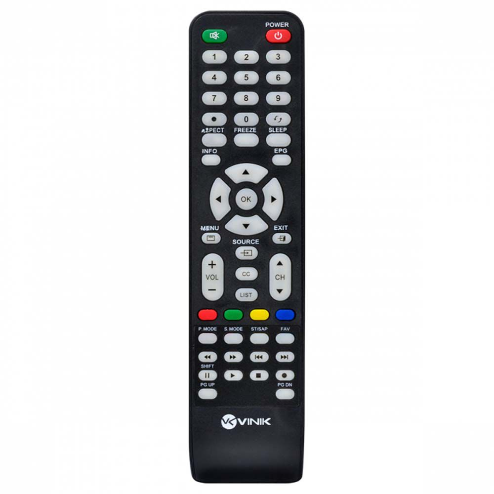 Controle Remoto TV CCE LCD LED XDC002-TB2250