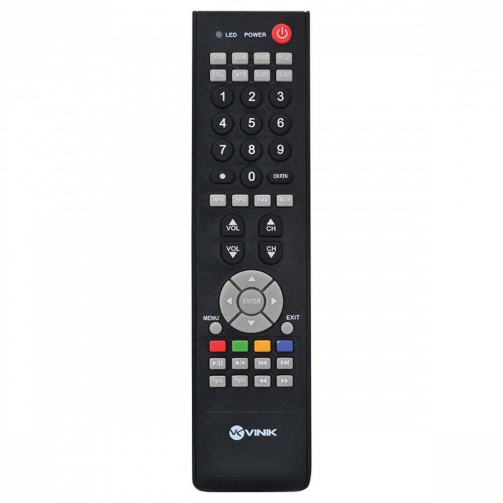 Controle Remoto TV Semp Toshiba LCD LED CT6420