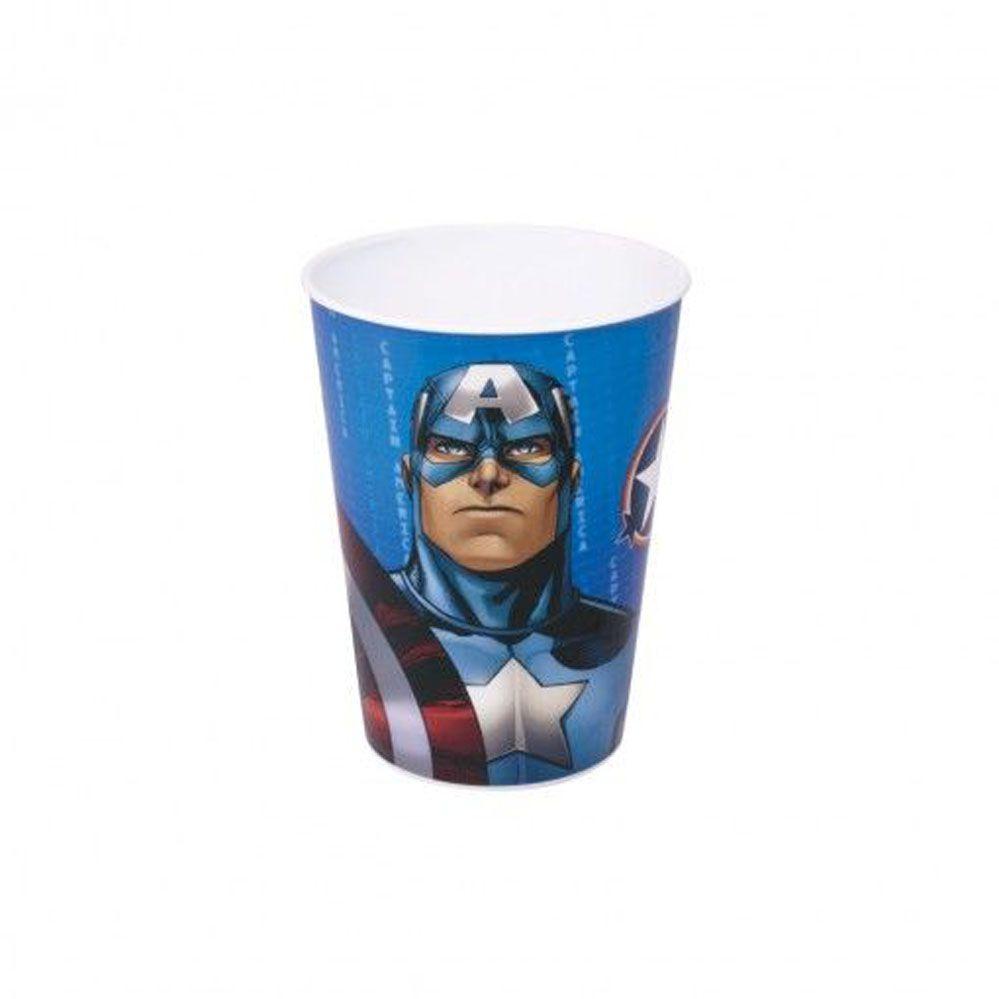 Copo 320 ml | Avengers - Capitão América