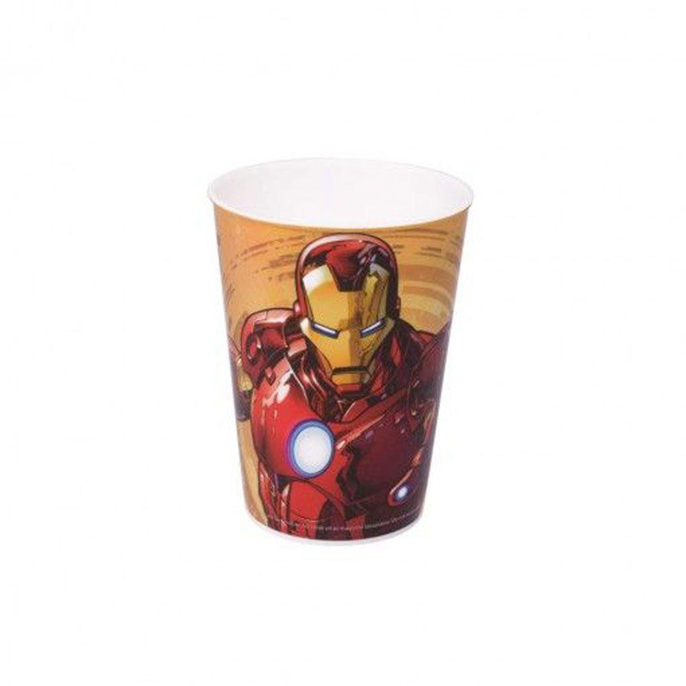 Copo 320 ml   Avengers - Homem de Ferro