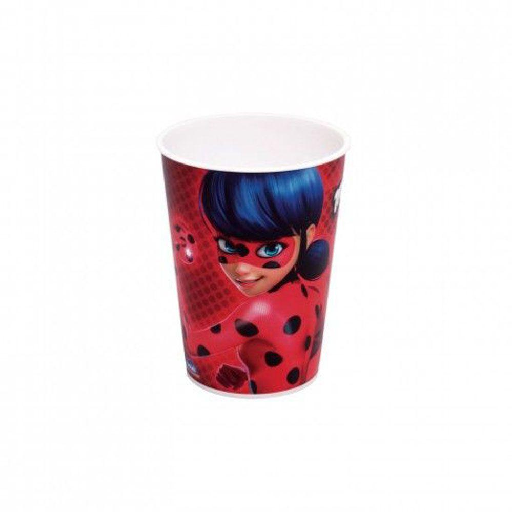 Copo 320 ml | Miraculous - Ladybug