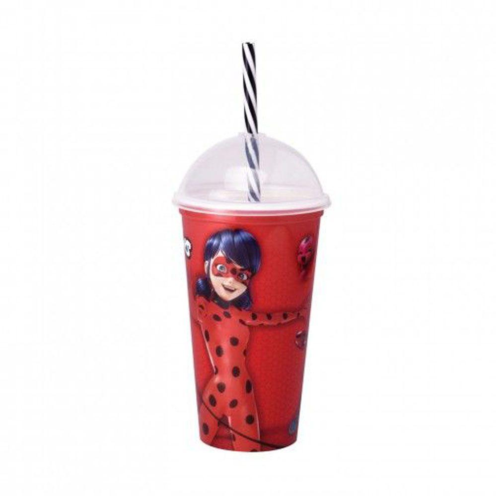 Copo Shake 500 ml | Miraculous - Ladybug