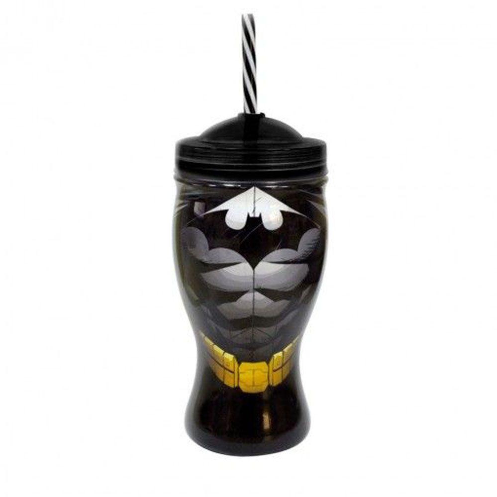 Copo Taça com Canudo | Batman