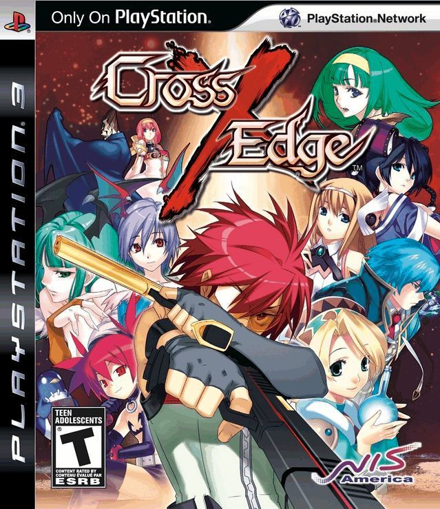 Jogo Cross Edge - PS3 - Seminovo