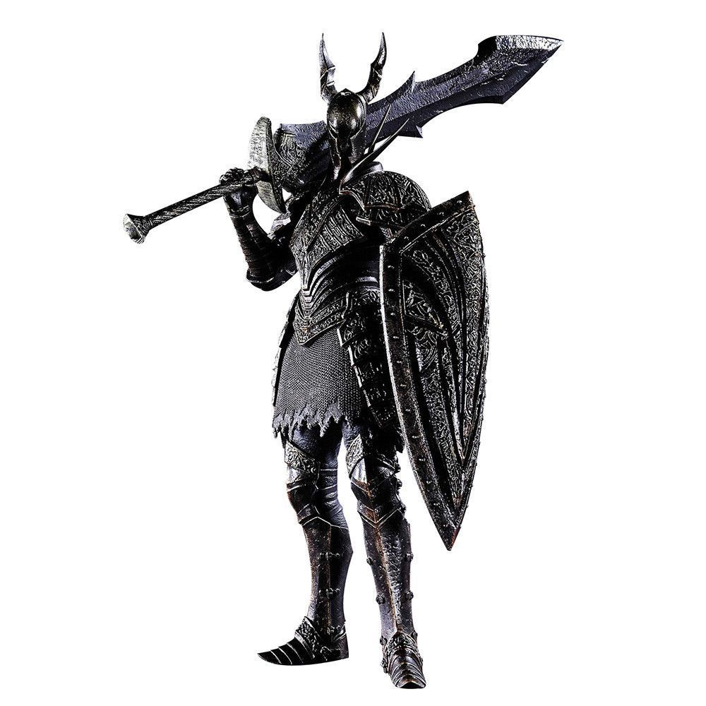 Dark Souls - Action Figure - Black Knight