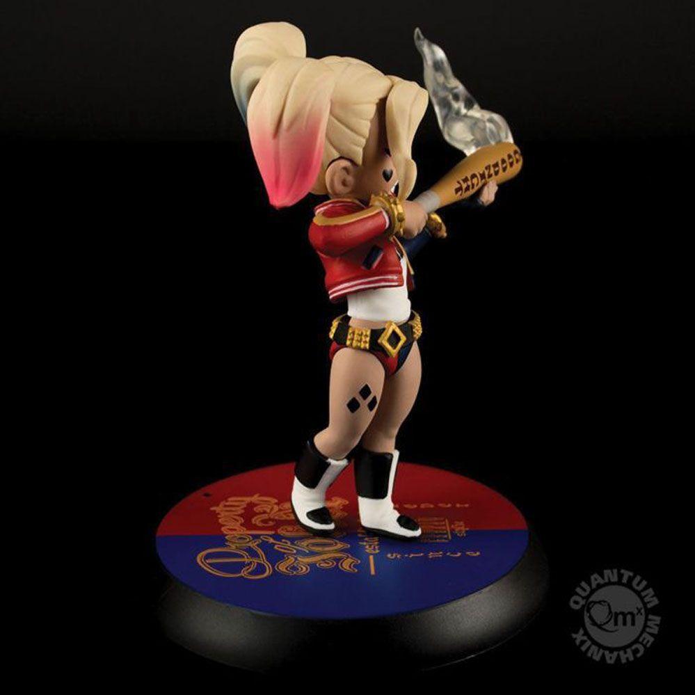 DC Comics - Action Figure - Arlequina - QFIG