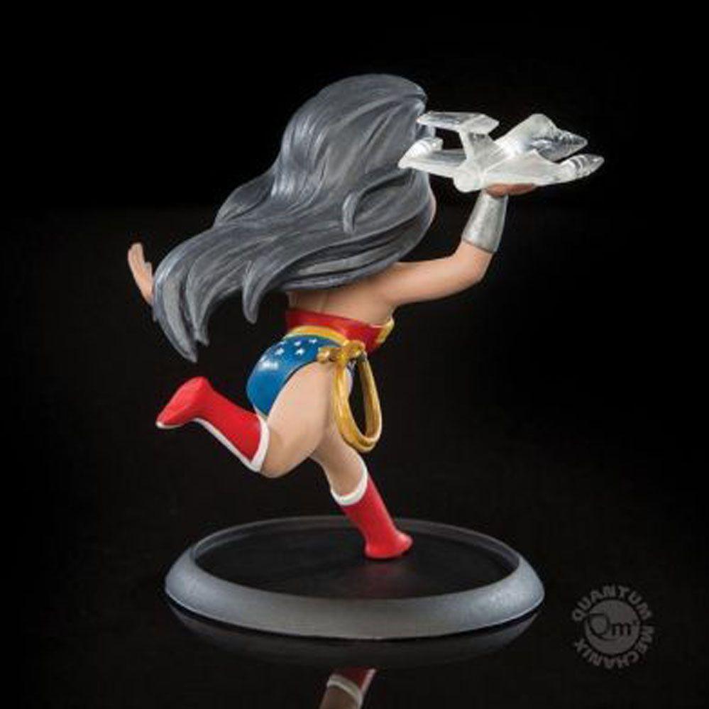 DC Comics - Action Figure - Mulher Maravilha - QFIG