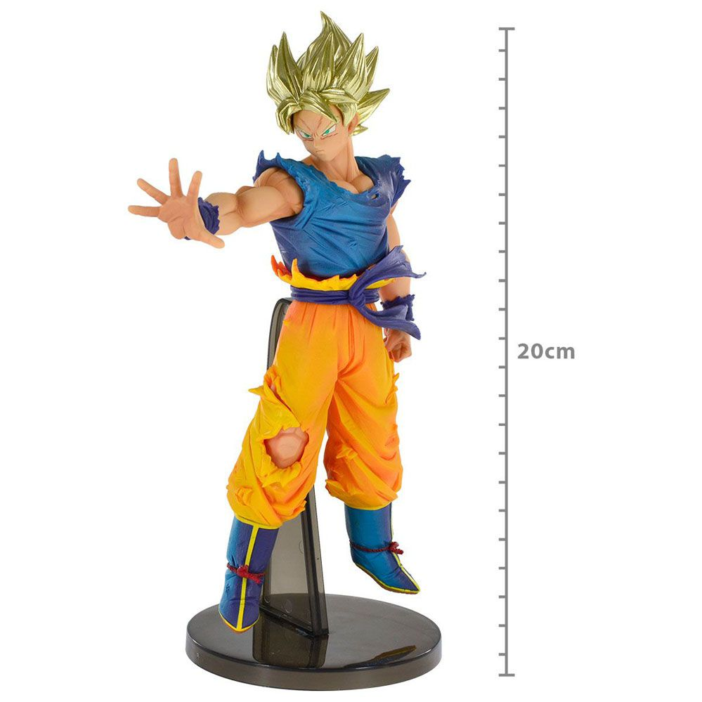Dragon Ball - Action Figure - Blood of Saiyajins - Goku Super Saiyajin