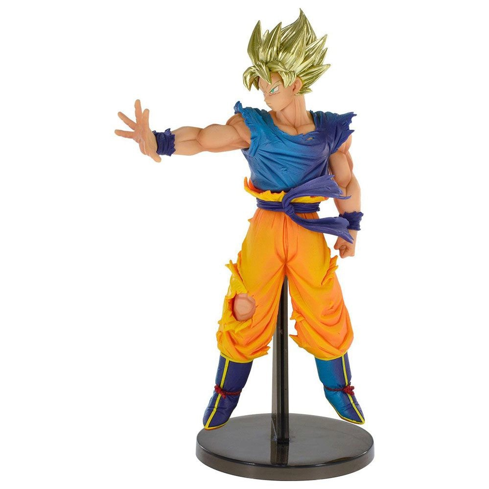 Dragon Ball - Action Figure - Blood of Saiyajins - Goku Super Saiyajin