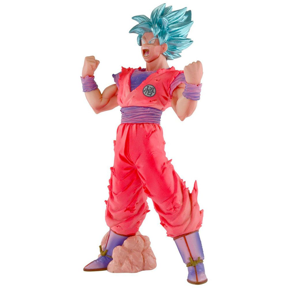 Dragon Ball - Action Figure - Goku Blue Kaiohken