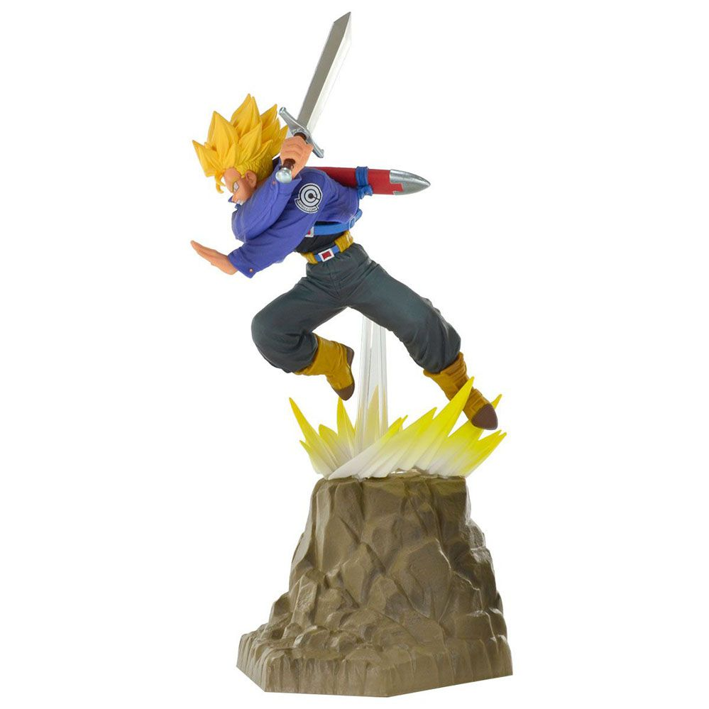 Dragon Ball - Action Figure - Trunks Absolute Perfection