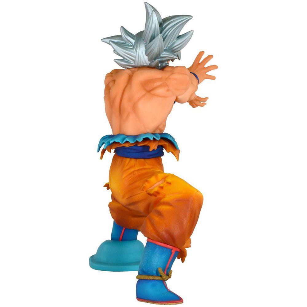 Dragon Ball - Action Figure - Ultra Instinto Superior Goku