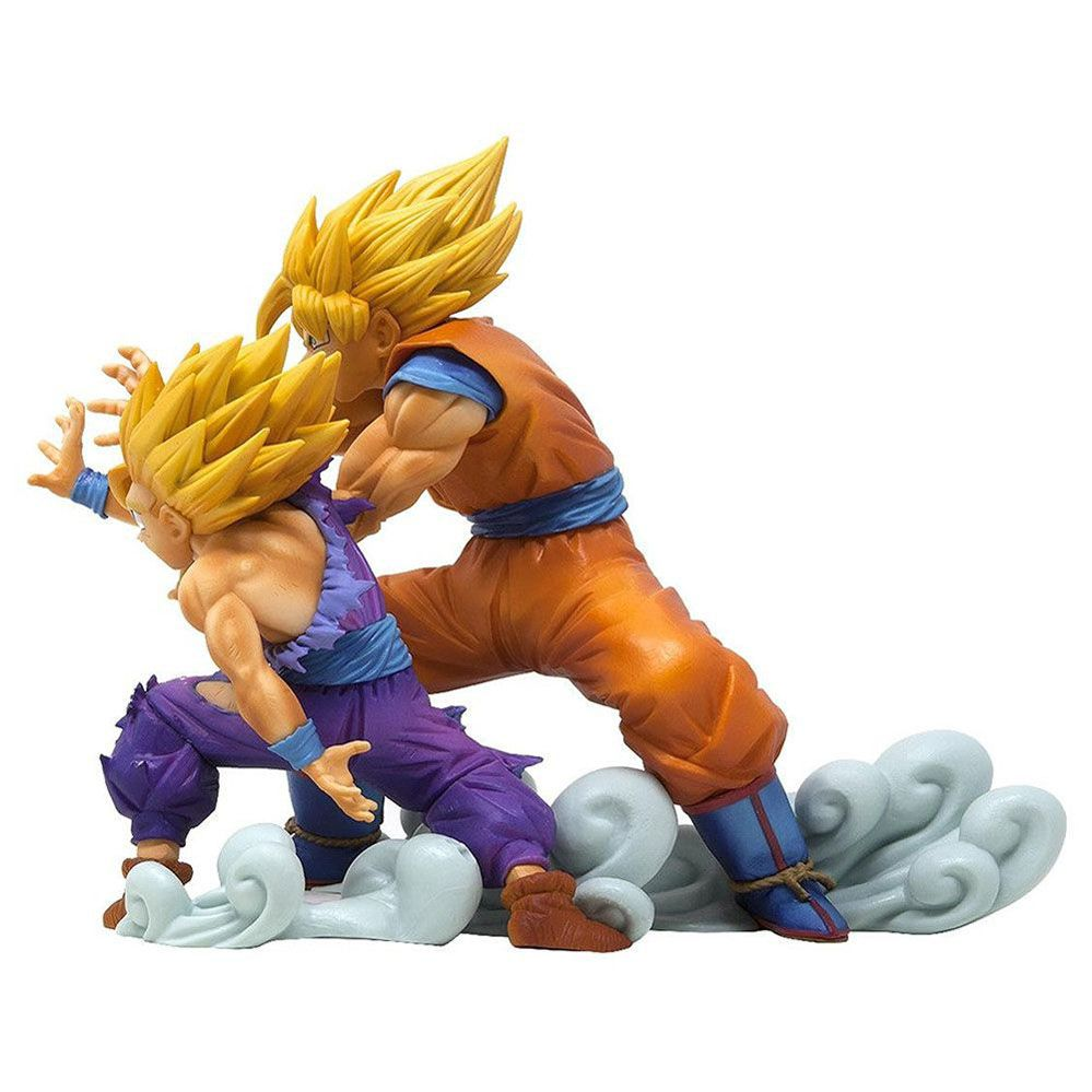 Dragon Ball - Action Figure - VS Existence - GOKU & GOHAN