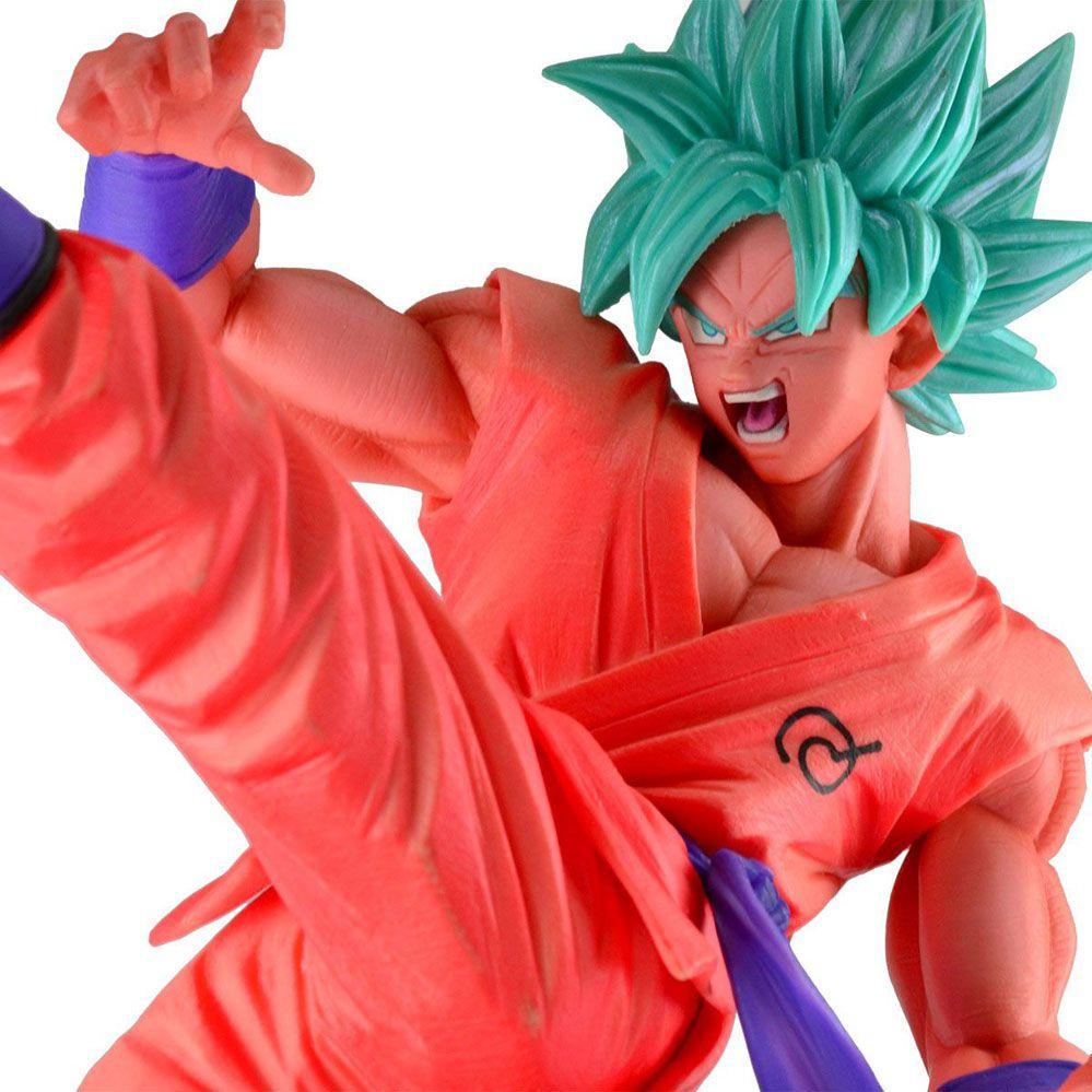 Dragon Ball Super Fes - Action Figure - Goku God Blue - New Color