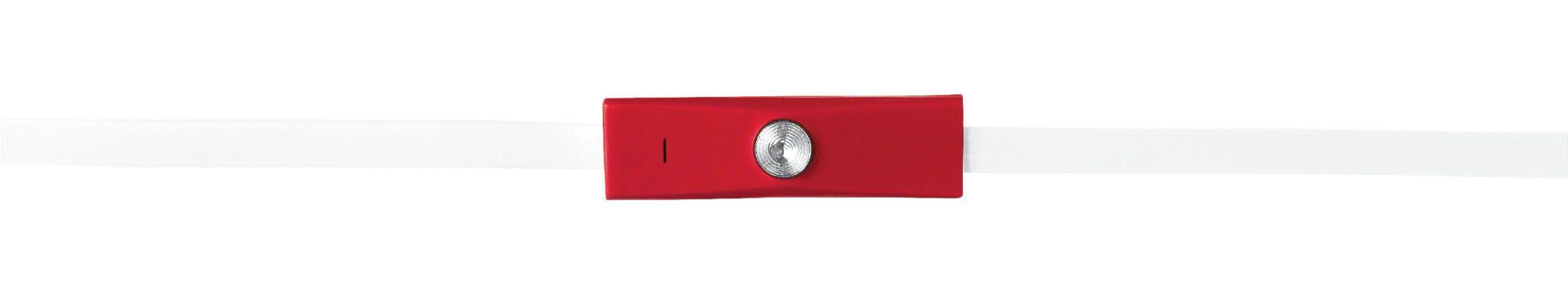 Fone de Ouvido com Microfone - Mobi Vermelho - Trust