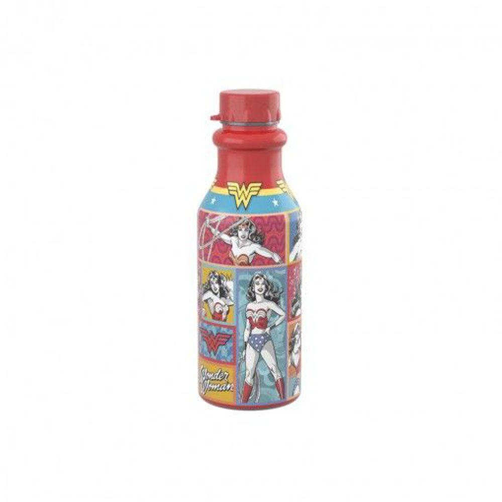 Garrafa Retrô 500 ml | Mulher Maravilha