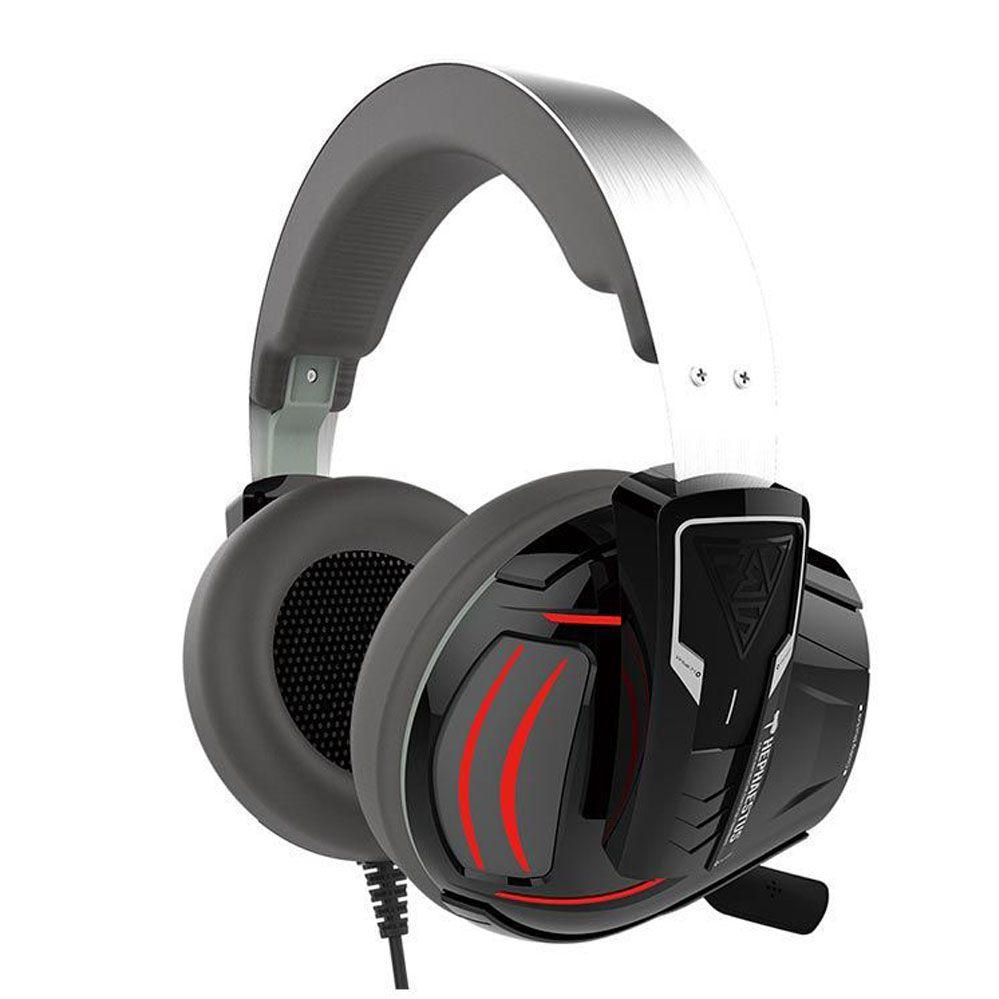 Headset Gamer - Gamdias Hephaestus P1 RGB - Som Surround Virtual 7.1 Ultimate