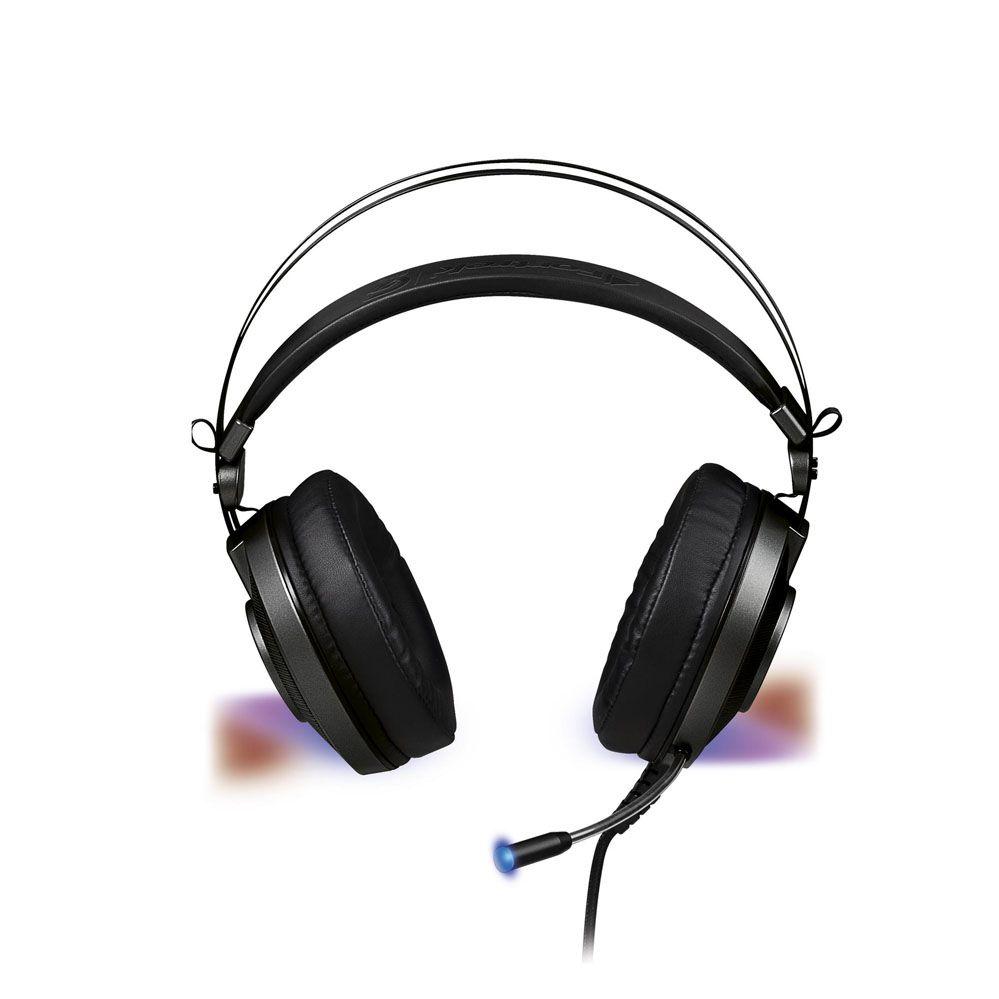 Headset Gamer - H3 PRO RGB - Som 2.1 - USB+P2 - FORTREK