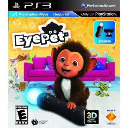 Jogo Eye Pet - PS3 - Seminovo