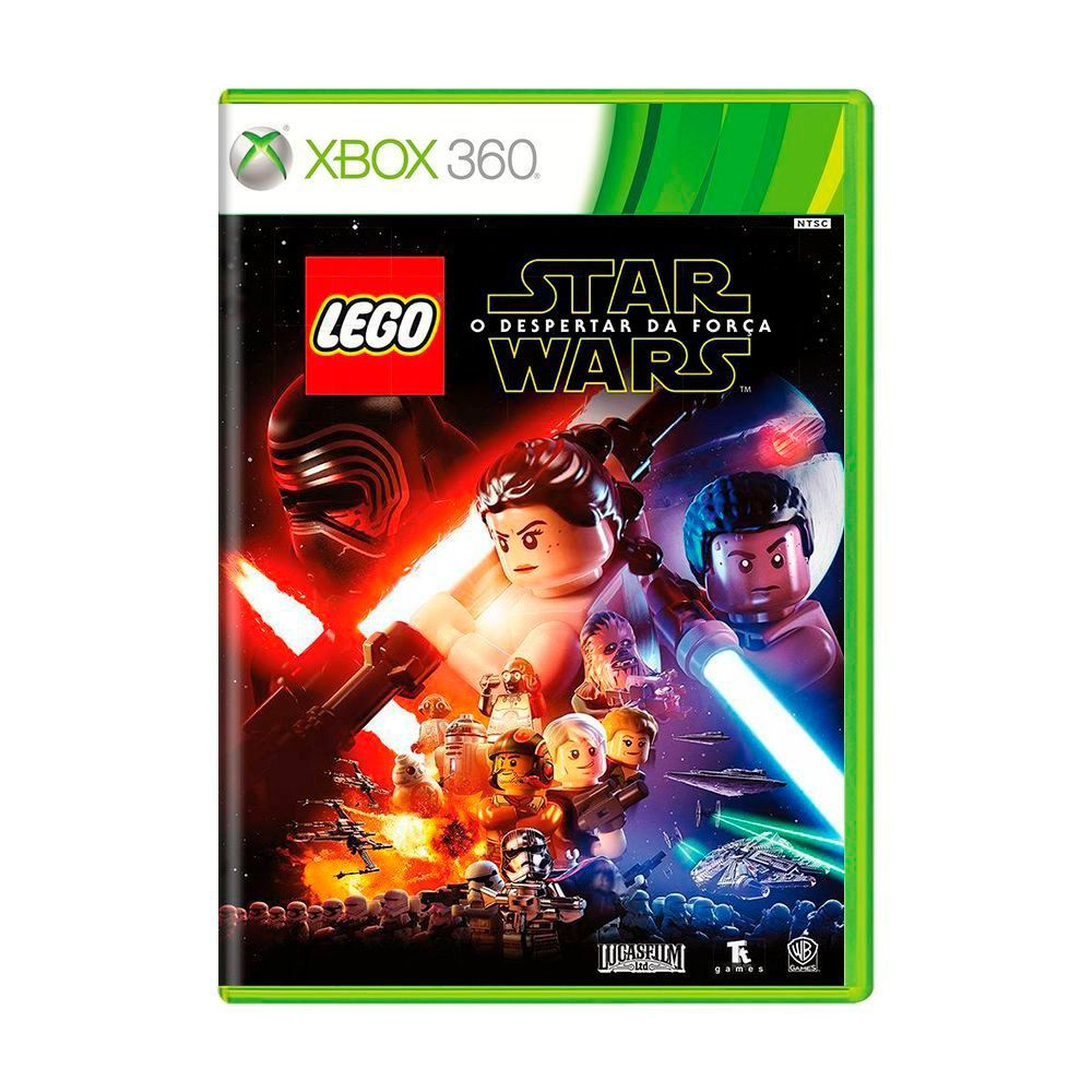 Jogo Lego Star Wars - O Despertar da Força - Xbox 360 - Seminovo