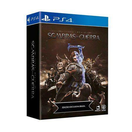 Jogo Terra-média: Sombras da Guerra - PS4 - Seminovo