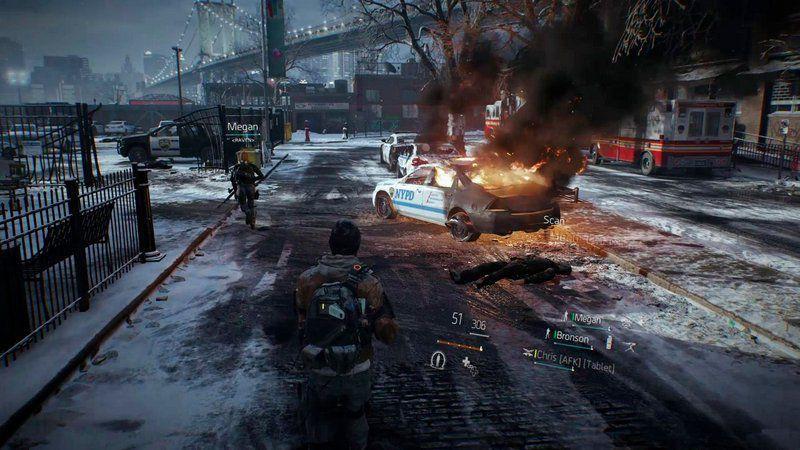 Jogo Tom Clancy's: The Division - PS4 - Seminovo