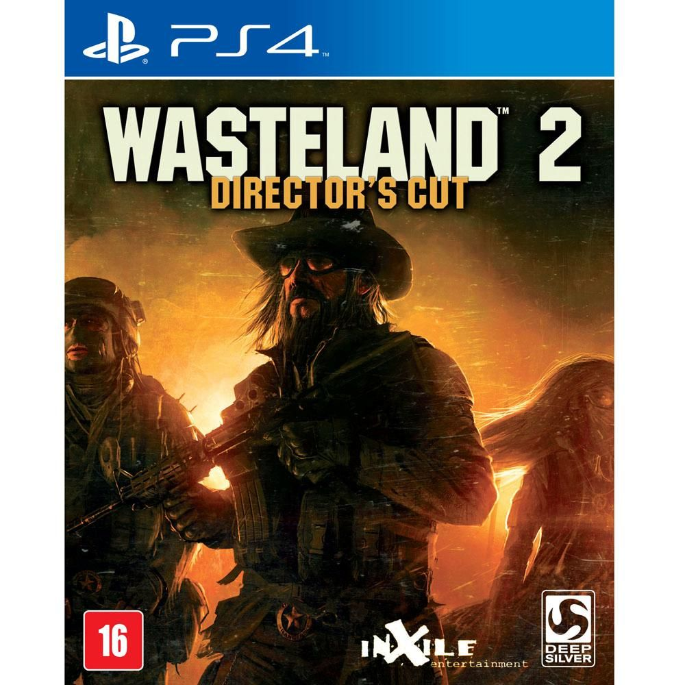 Jogo Wasteland 2 - Director's Cut - PS4