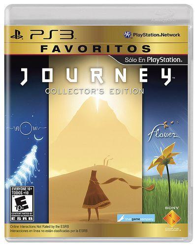 Jogo Journey - Edição Colecionador - PS3 - Seminovo