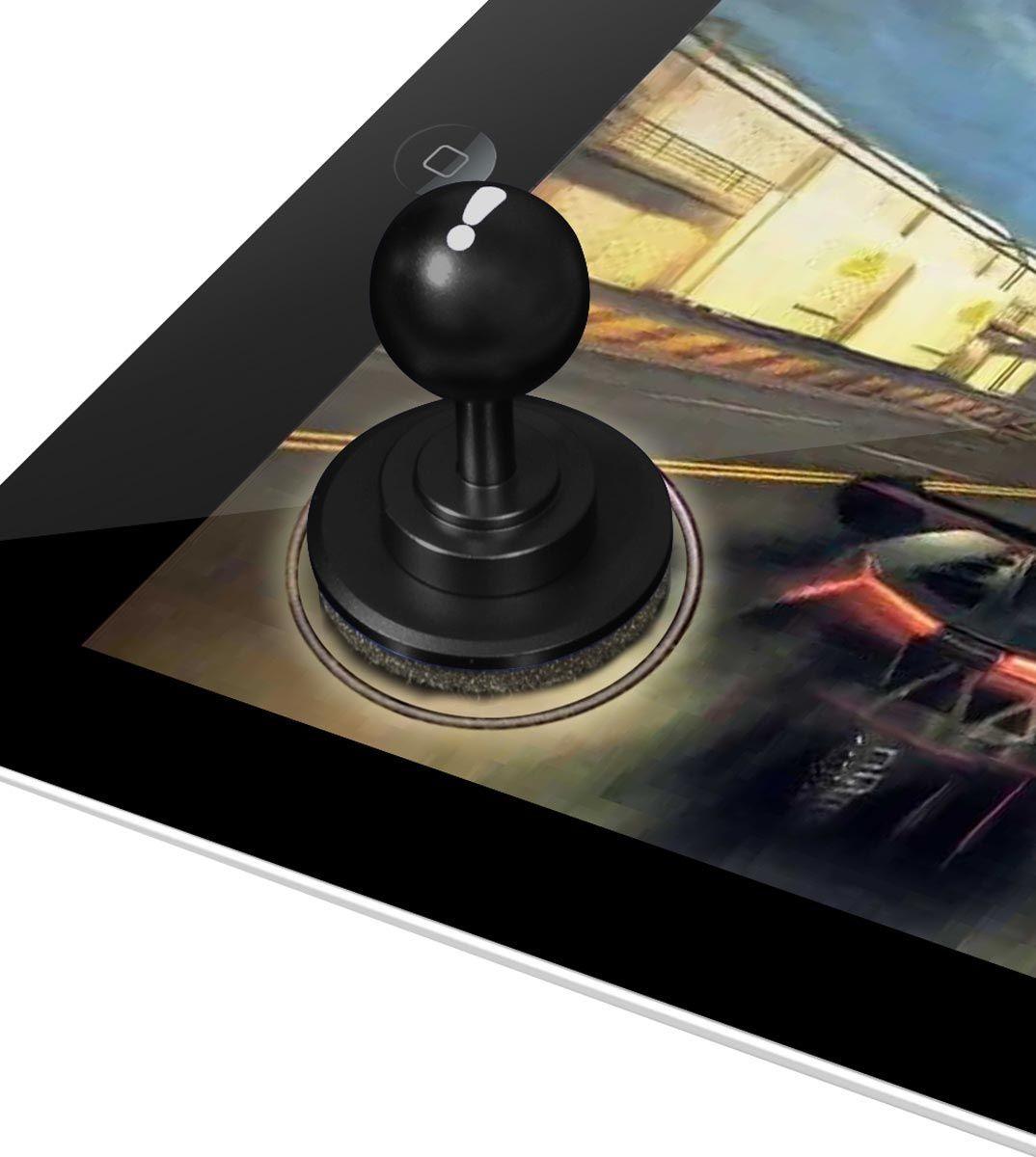 Joystick p/ Tablet Mobi Joytab Preto - Linha Mobi B-o