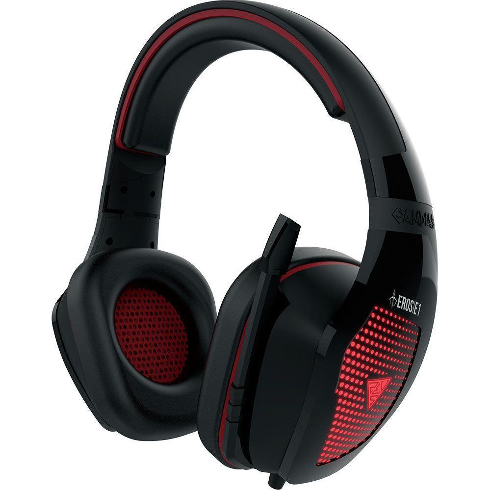 Kit Gamer - 3x1 - Teclado ARES M1 + Mouse Zeus E2 + Headset EROS E1 - Gamdias