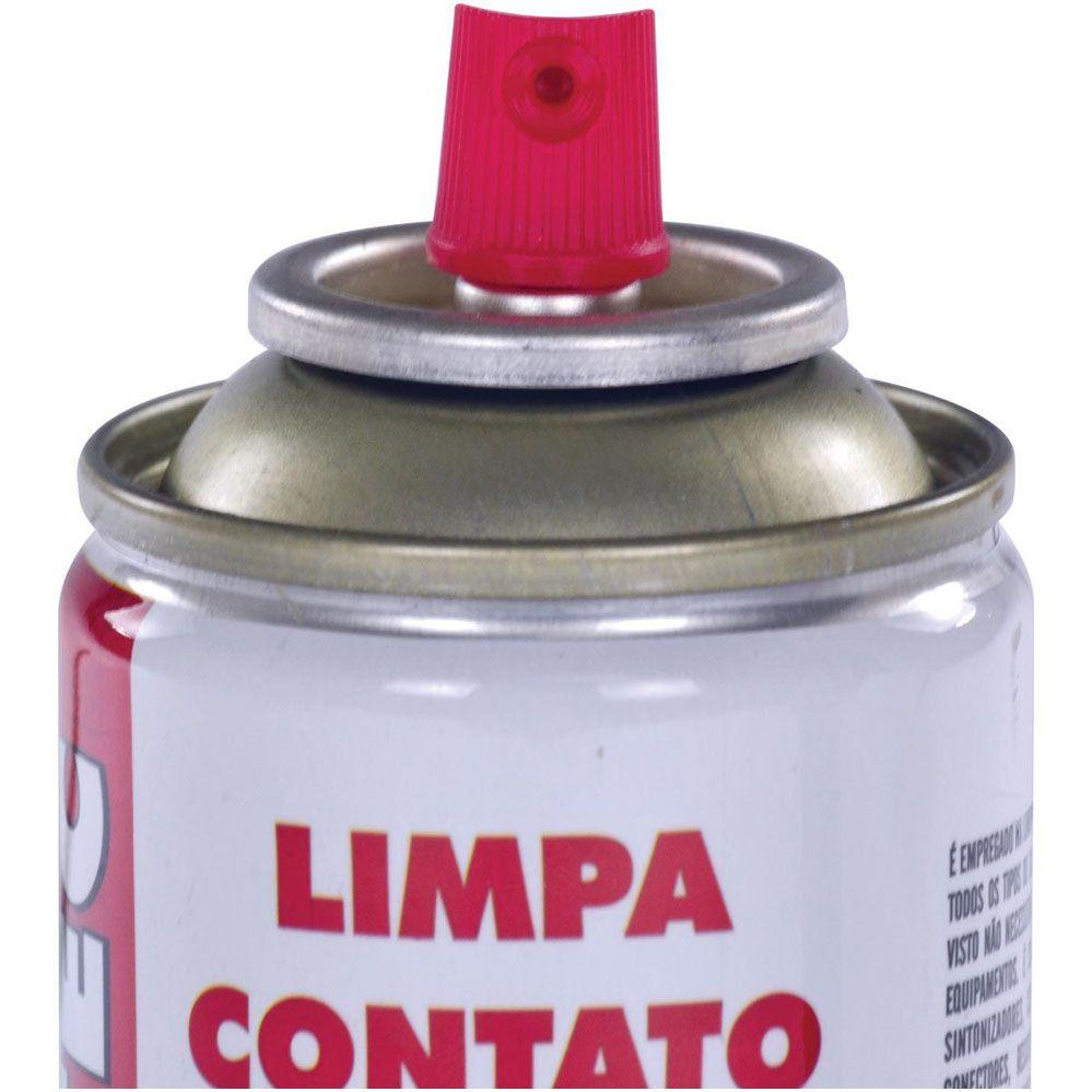 Limpa Contato 130g/210ml - CONTATEC