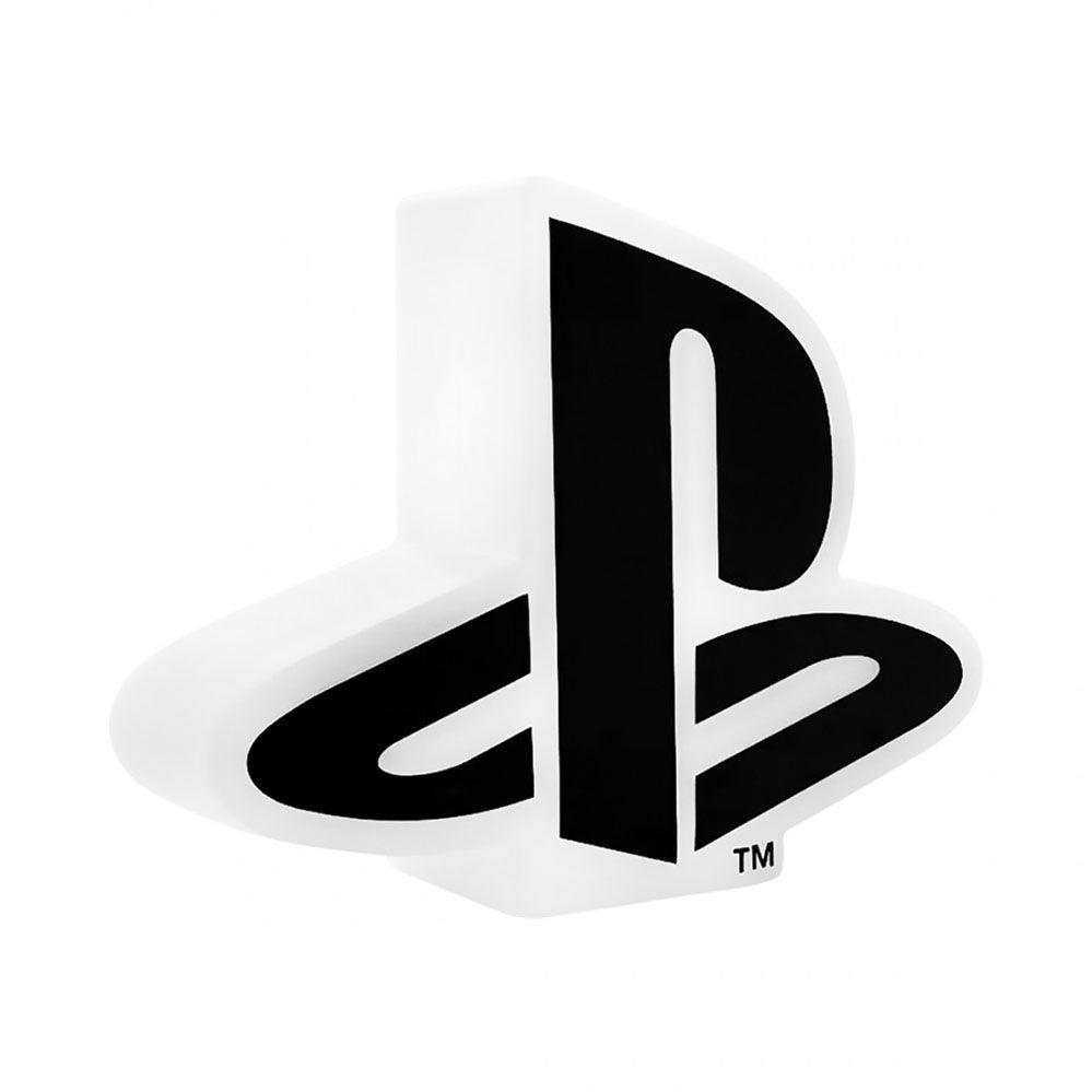 Luminária Abajur Playstation Logo