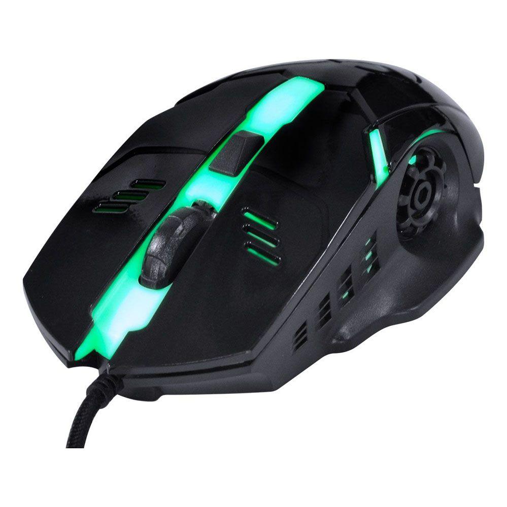 Mouse Gamer - VX TITAN - 4 botões - 1600 DPI - Vinik