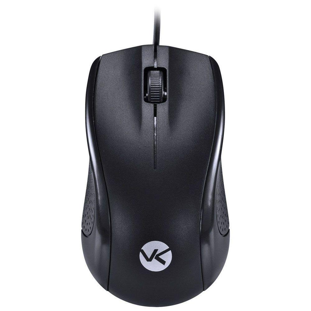 Mouse Óptico - Corp - 1000 DPI - USB - VINIK