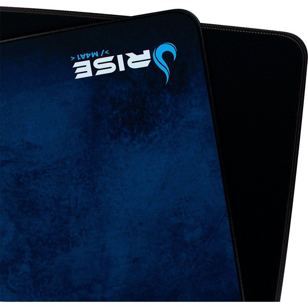 Mouse Pad Gamer - Extensivo - 900x300mm - M4A1 - Azul - RISE MODE