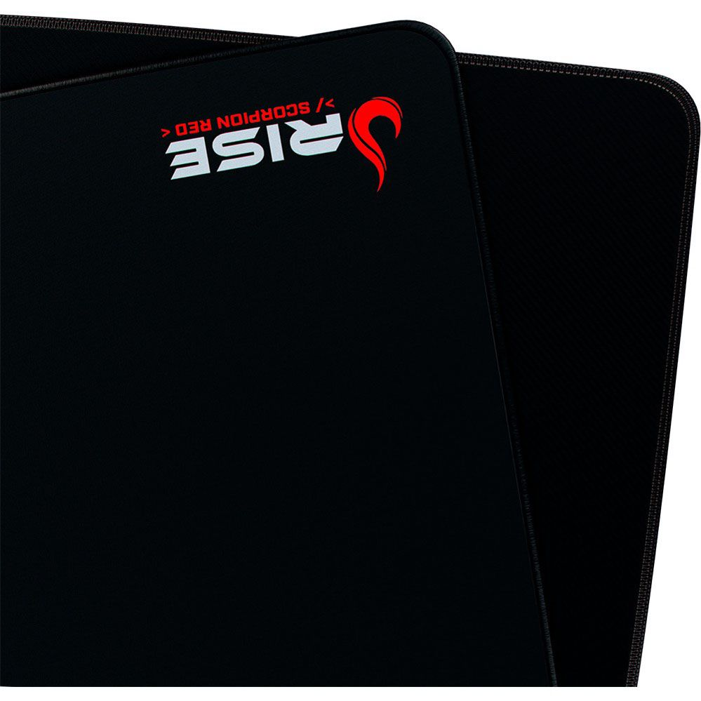 Mouse Pad Gamer - Extensivo - 900x300mm - Scorpion - Red - RISE MODE